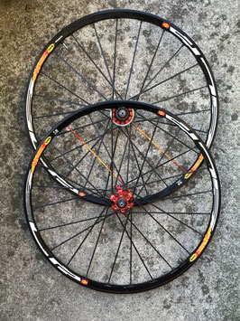 mavic crossmax slr disc