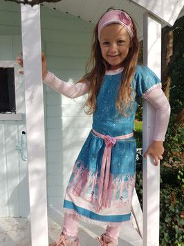 """Winterkleid """"Blue Snow Princess"""""""