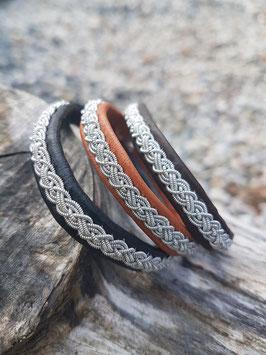 Armband mit Zopf Lova
