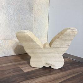Holz-Schmetterling
