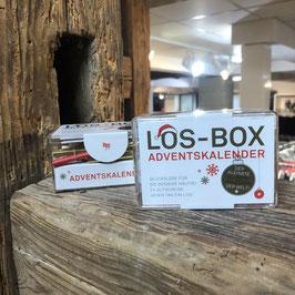Los-Box Adventskalender
