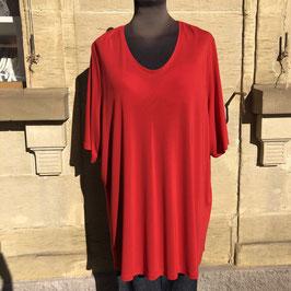 Rotes T-Shirt von KJ Brand