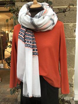 Orangenes Langarm-Shirt von SeeYou