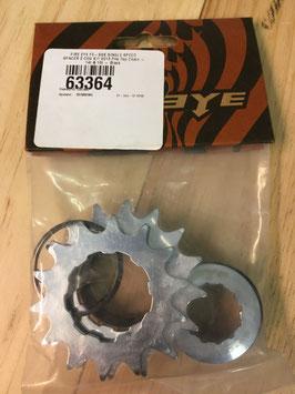 Single Speed Kit Fire Eye schwarz