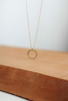 Kugelkette mit Ringanhänger