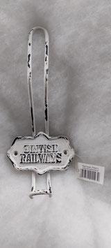 Rail Hook  Weiss