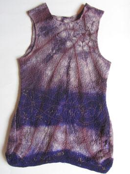 Tunika lila - Grösse S