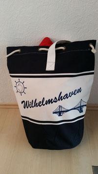 """""""Wilhelmshaven"""" Seesack"""