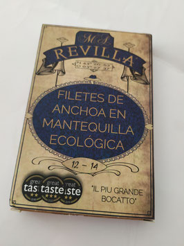 ANCHOAS MANTEQUILLA REVILLA