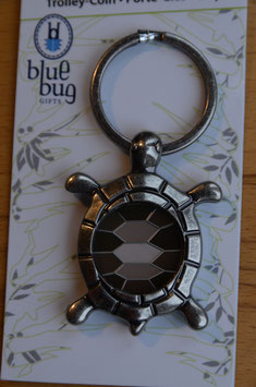 Chip-Schlüsselanhänger-Schildkröte