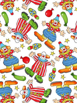 CLOWNS CHINTZ