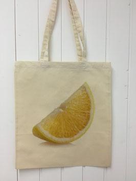 Stofftasche Lemon Slice