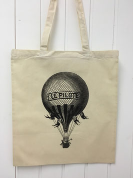 Stofftasche Le Pilote