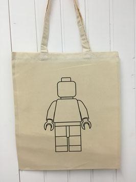 Stofftasche Lego