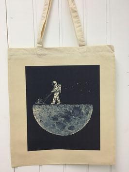 Stofftasche Moon
