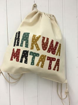 Turnsack Hakuna Matata
