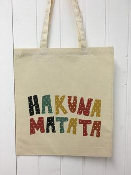 Stofftasche Hakuna Matata
