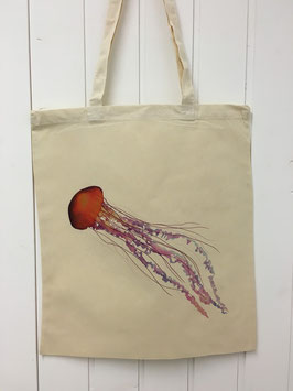 Stofftasche Jelly Fish