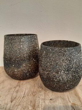 Keramik mit Glasoberfläche Nr.36