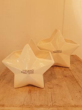 Keramik in Sternform Nr.10