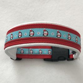 Halsband ,Pinguine' Gr. M/L