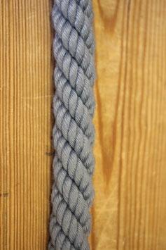 Absperrseil, grau,  Ø28 mm