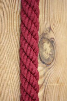 Absperrseil, rot ,  Ø28 mm