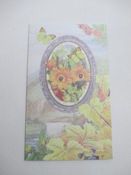 Grußkarte Glitter 9