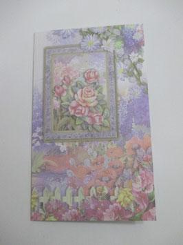Grußkarte Glitter 5