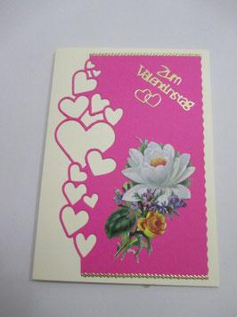 Grußkarte zum Valentinstag 3