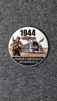 """LE PATCH """"HANGAR ECAUSEVILLE 1944"""""""