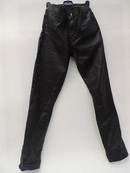 Stretch Jeans lederlook EC2021-9