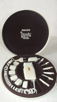 SET DE BEAUTE PHILIPS ANNEE 70