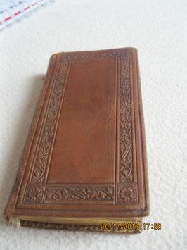 AVE MARIA RECEUIL DE PRIERES + GARDES PAGES ET SOUVENIR DE COMMUNION 1911