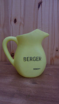 CARAFE BERGER SIROPS DE LUXE MADE IN FRANCE