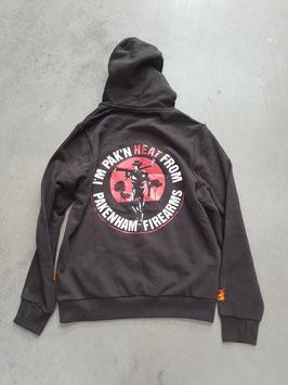 Women's Pakenham Firearms Spika Hoodie - Black