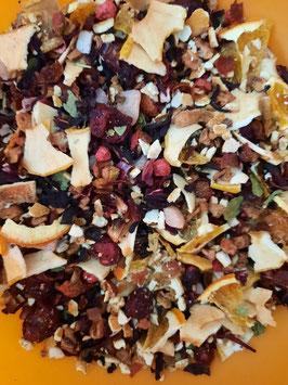 Préparation pour thé glacé ananas - cerise - exotique 80g