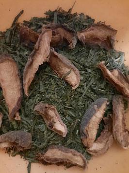 Thé vert Pêche Roussanne