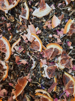 Thé glacé Saveur passion - citron 80g