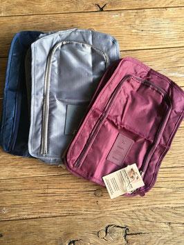 Packingcubes in 3 verschillende kleuren