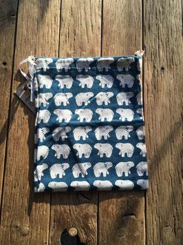 Travelbag - waszak Polar Bear 30 x 23 cm
