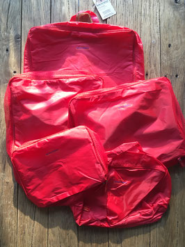 Packing Cubes 5-dlg rood