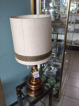 Grosse, elegante Tischlampe
