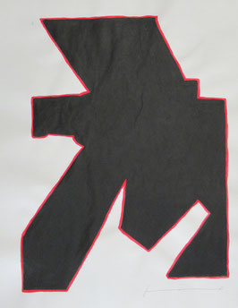 M 02  (Black Ink Collection)