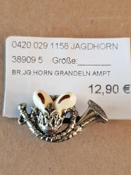 ANSTECKER JGD.HORN GRANDELN       1158     029