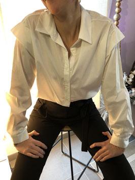 Chemisier Lidia Blanc