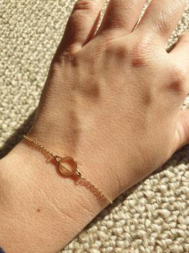 Bracelet Planète Doré