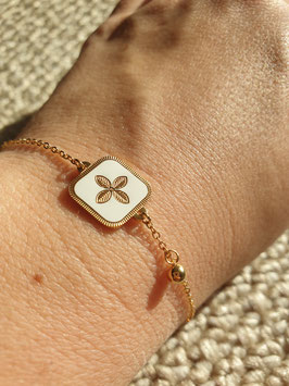 Bracelet Alexandra Blanc