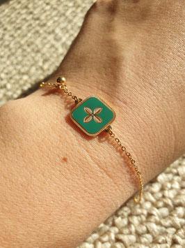 Bracelet Alexandra Vert