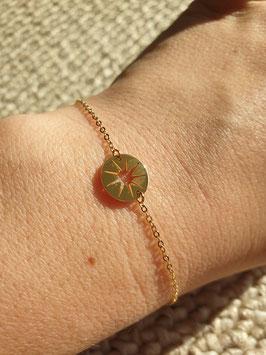 Bracelet Soleil Doré